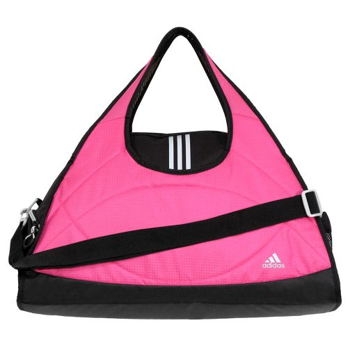 Womens adidas Ultimate Club Bag - Intense Pink/Greyhound