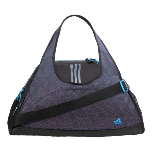 Womens adidas Ultimate Club Bag - Urban Sky/Super Cyan