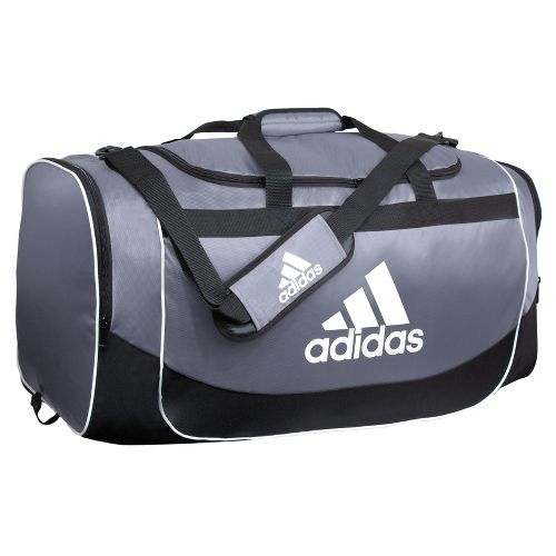 adidas Defender Duffel Large Bags - Lead
