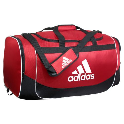 adidas Defender Duffel Large Bags - University Red