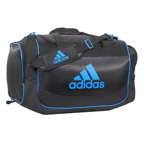 adidas Defender Duffel Medium Bags - Black/Bright Blue