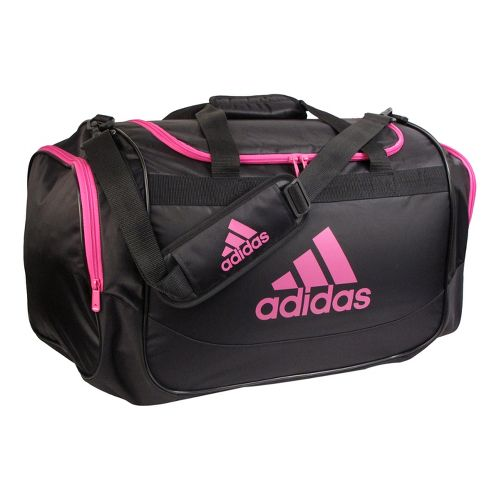 adidas Defender Duffel Medium Bags - Black/Intense Pink