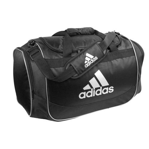 adidas Defender Duffel Medium Bags - Black/Silver