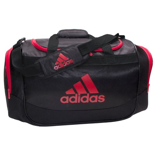 adidas Defender Duffel Medium Bags - Black/University Red