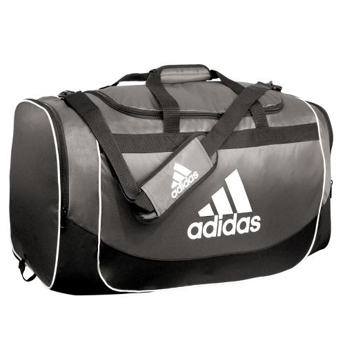 adidas Defender Duffel Medium Bags - Lead