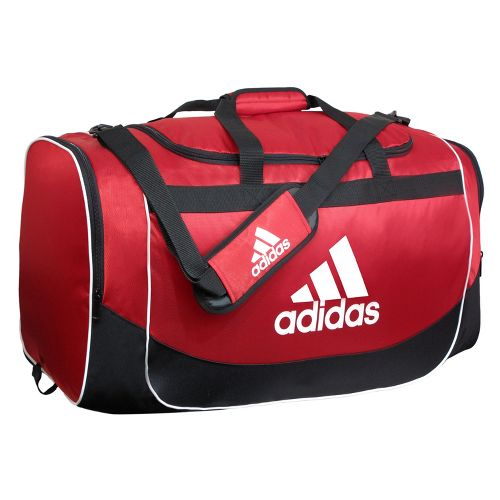 adidas Defender Duffel Medium Bags - University Red