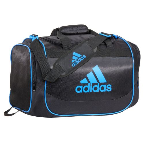 adidas Defender Duffel Small Bags - Black/Bright Blue