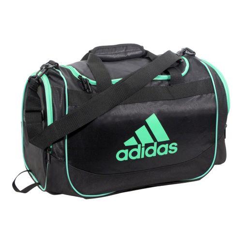 adidas Defender Duffel Small Bags - Black/Green Zest