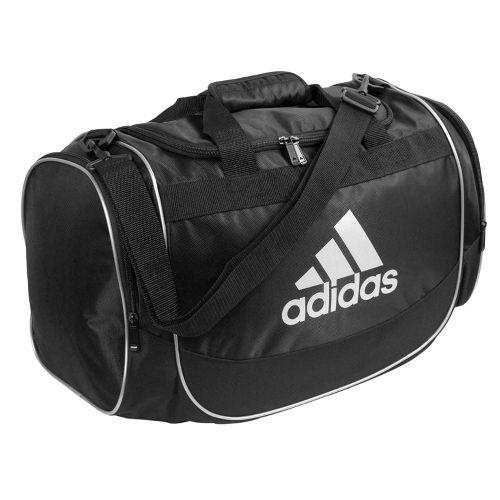 adidas Defender Duffel Small Bags - Black/Silver