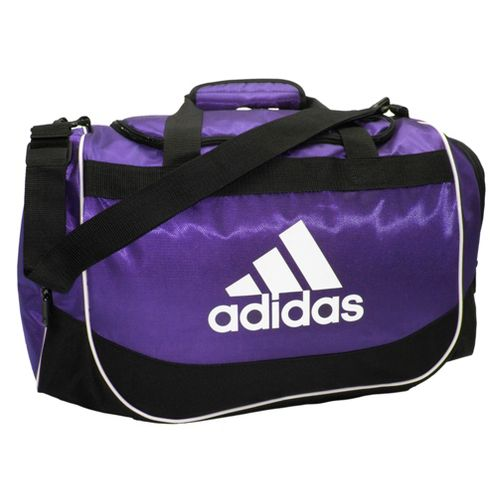 adidas Defender Duffel Small Bags - Collegiate Purple