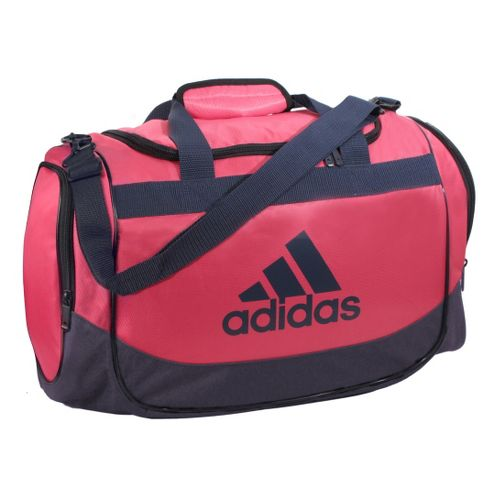 adidas Defender Duffel Small Bags - Ray Pink/Urban Sky