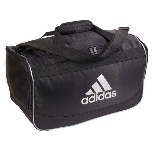 adidas Defender Duffel XS Bags - Black/Silver