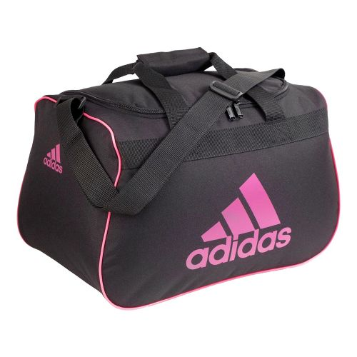 adidas Diablo Small Duffel Bags - Black/Intense Pink