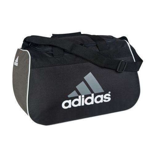 adidas Diablo Small Duffel Bags - Black/Storm Grey