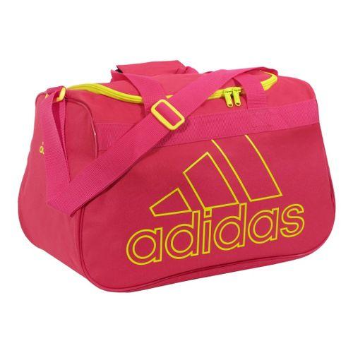 adidas Diablo Small Duffel Bags - Blast Pink/Vivid Yellow