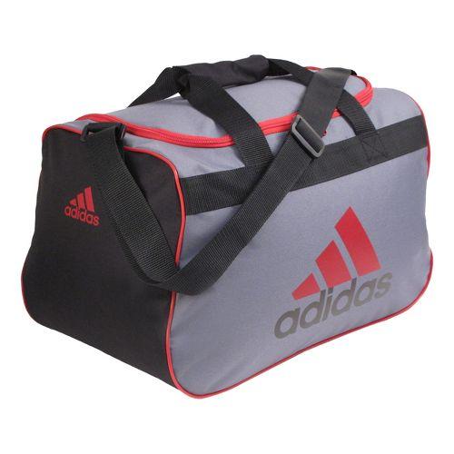 adidas Diablo Small Duffel Bags - Lead/Black