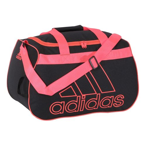 adidas Diablo Small Duffel Bags - Red Zest/Black