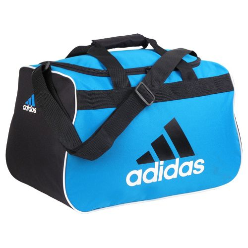adidas Diablo Small Duffel Bags - Sharp Blue/Black