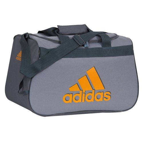 adidas Diablo Small Duffel Bags - Tech Grey/Dark Onix