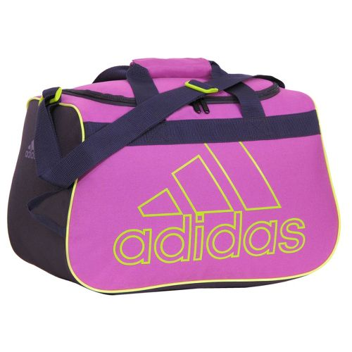 adidas Diablo Small Duffel Bags - Ultra Purple/Dark Violet