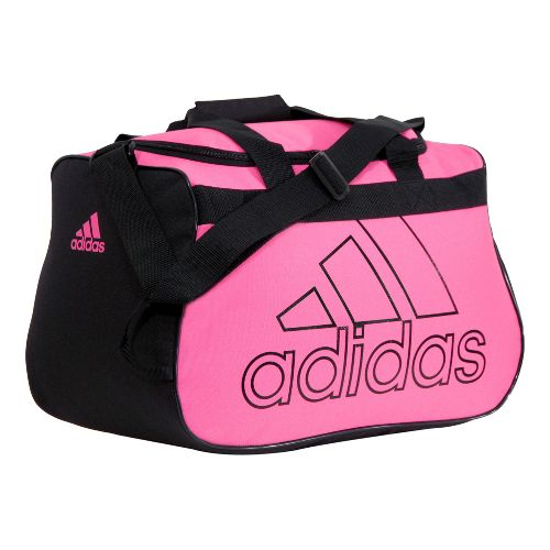 adidas Diablo Small Duffel Bags - Ultra Pop/Black