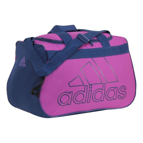 adidas Diablo Small Duffel Bags - Ultra Pop/Real Navy