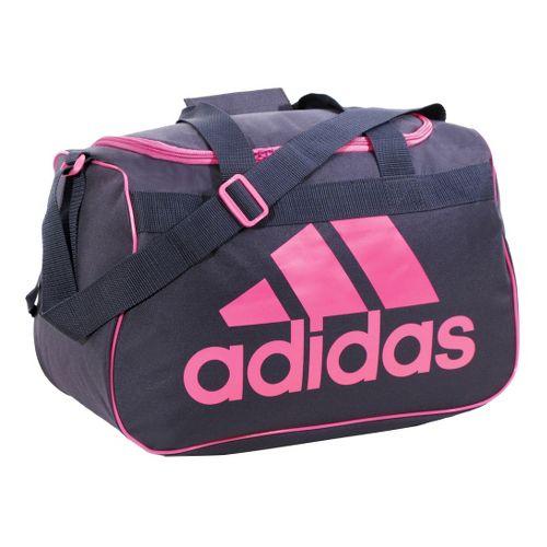 adidas Diablo Small Duffel Bags - Urban Sky/Ray Pink
