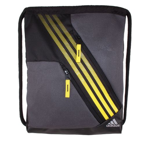 adidas Impact Snackpack Bags - Black/Lead