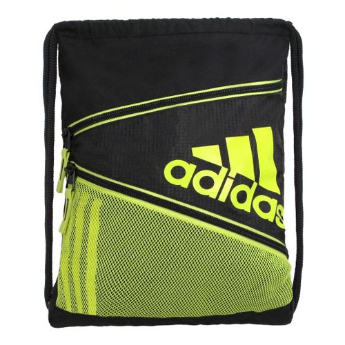adidas Closer Sackpack Bags - Black/Electricity