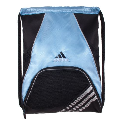 adidas Team Speed Sackpack Bags - Collegiate Light Blue