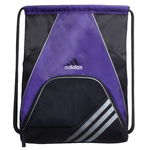 adidas Team Speed Sackpack Bags - Collegiate Purple