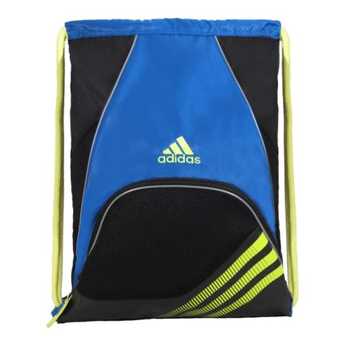 adidas Team Speed Sackpack Bags - Hi Res Blue/Electricity