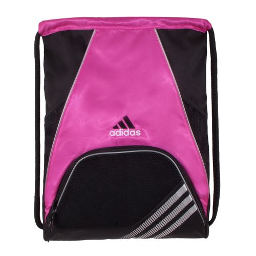 adidas Team Speed Sackpack Bags - Intense Pink