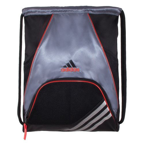 adidas Team Speed Sackpack Bags - Lead/High Energy