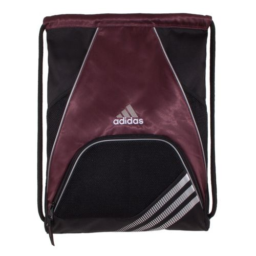 adidas Team Speed Sackpack Bags - Light Maroon