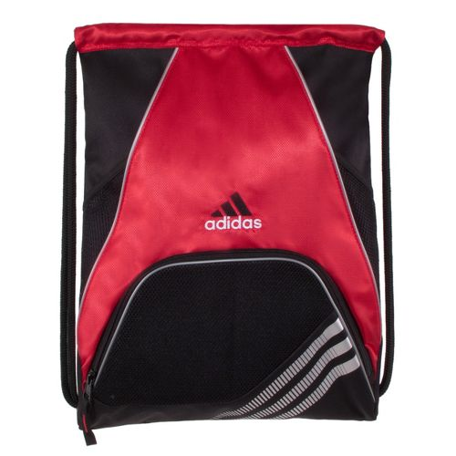 adidas Team Speed Sackpack Bags - University Red