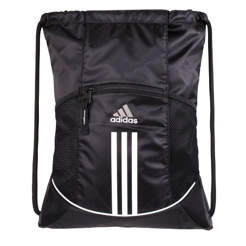 adidas Alliance Sport Sackpack Bags - Black