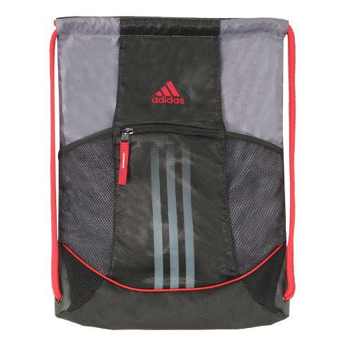adidas Alliance Sport Sackpack Bags - Black/Lead