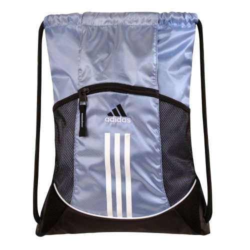 adidas Alliance Sport Sackpack Bags - Collegiate Light Blue