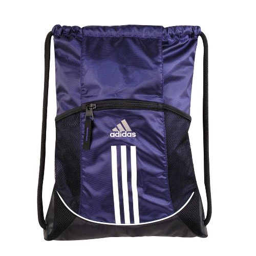 adidas Alliance Sport Sackpack Bags - Collegiate Purple