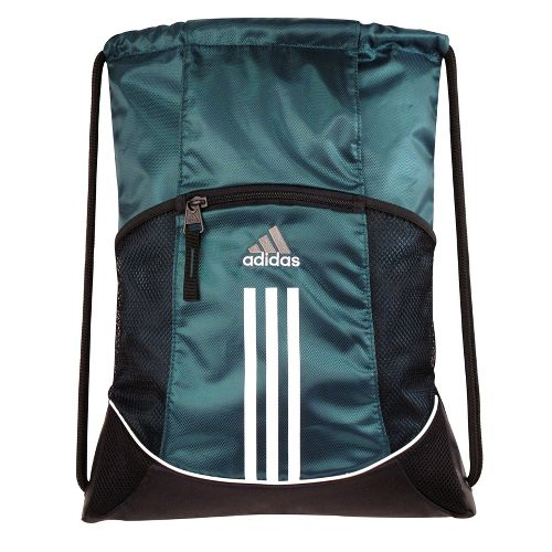 adidas Alliance Sport Sackpack Bags - Forest
