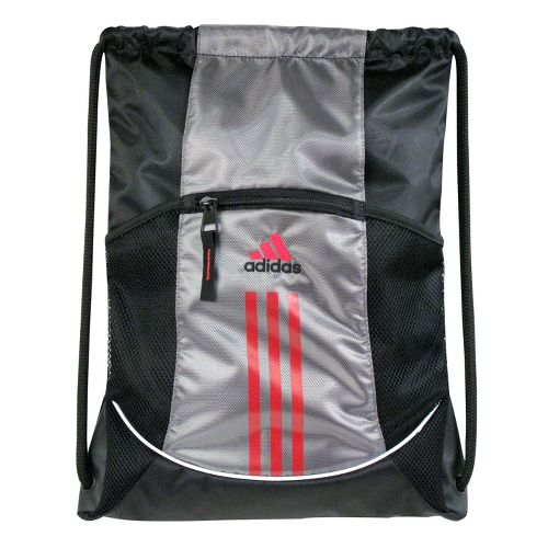 adidas Alliance Sport Sackpack Bags - Lead/University Red