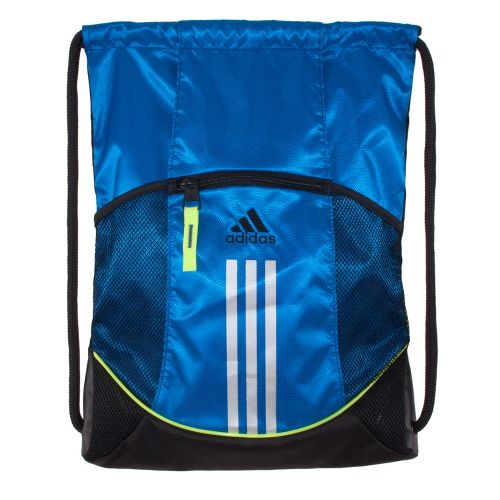 adidas Alliance Sport Sackpack Bags - Prime Blue/Electricity