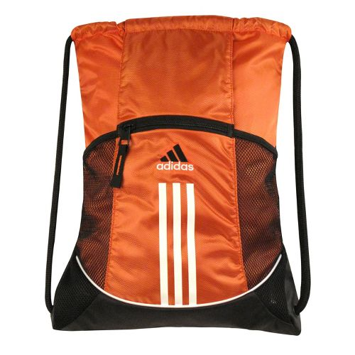 adidas Alliance Sport Sackpack Bags - Team Orange