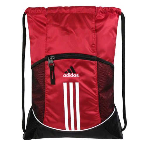 adidas Alliance Sport Sackpack Bags - University Red
