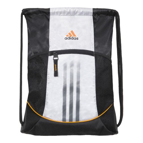 adidas Alliance Sport Sackpack Bags - White/Black