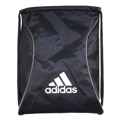 adidas Block Sackpack Bags - Black/Silver