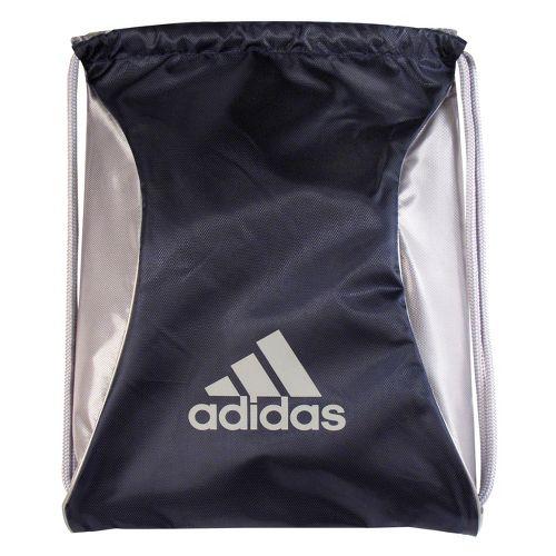 adidas Block Sackpack Bags - Collegiate Navy/Platinum