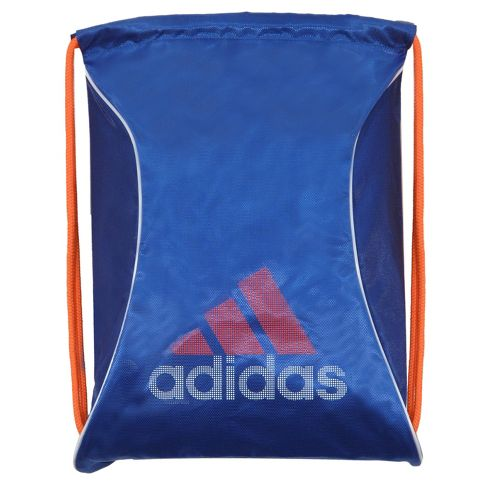 adidas Block Sackpack Bags - Lab Blue/Infra-Red
