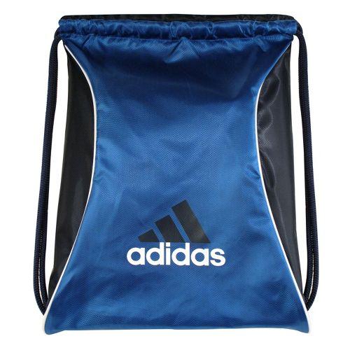 adidas Block Sackpack Bags - State Blue/Collegiate Navy